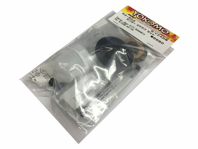 YOKOMO S4-504 B-YZ4SF用センターギヤデフセット