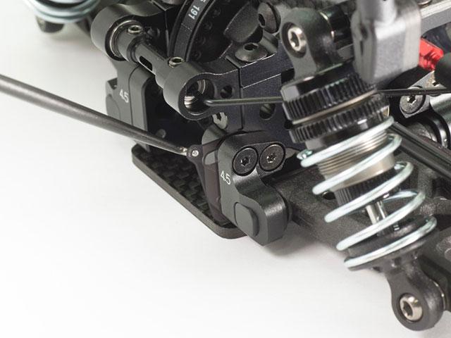 INFINITY T131 ロアサスホルダースペーサー0.4mm(4枚入)