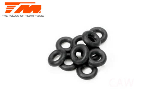 TEAM MAGIC TM152007 O-ring - P3 (10 pcs)