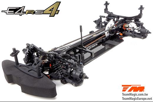 TEAM MAGIC TM507018 E4RS4 1/10 電動ツーリングカーキット