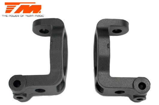 TEAM MAGIC TM507219 Caster Block 4° - HARD (2 pcs)