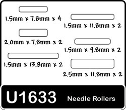 Schumacher  U1633 SPEED PACK - Small Pins (pk)