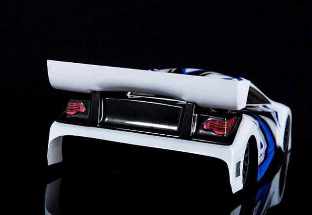 YURUGIX YBX-ULAV CM AVENGE(アベンジ)ウルトラライトウェイトGPツーリング用ボディ【MUGEN MTX6系プレカット済み】