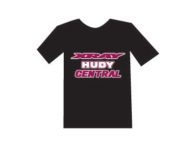 CENTRAL RC CR764L# CENTRAL Tシャツ2017【サイズL】