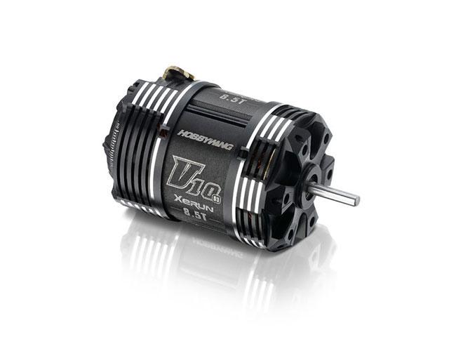 HOBBYWING HW30401109 XeRUN V10 G3 ブラシレスモーター 6.5T