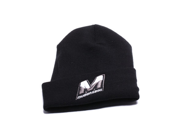 MUGEN M0514 ビーニーキャップ (ブラック)
