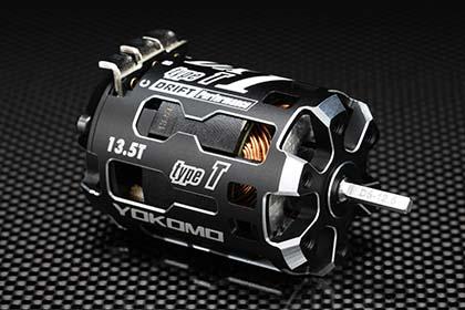 YOKOMO RPM-DX135T DX1T ドリフト用ブラシレスモーター13.5T【Type T/ハイトルク型】