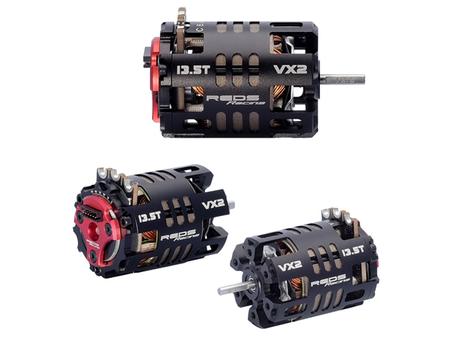 REDS MTTE0026 VX 540 Version2 ブラシレスモーター【JMRCA/13.5T】