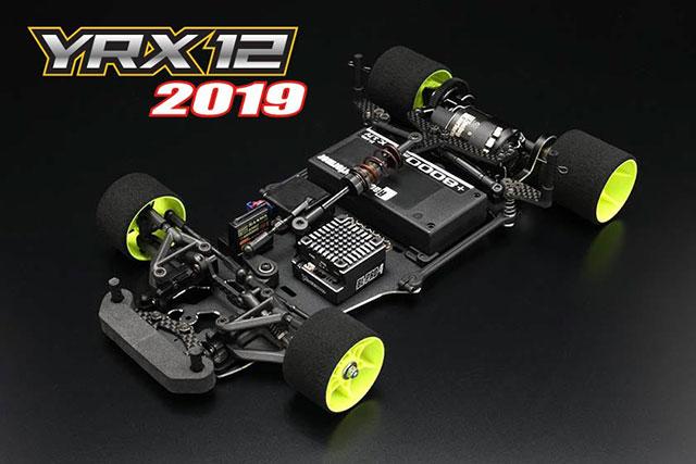 YOKOMO YR-X1219 YRX12 2019 シャーシキット