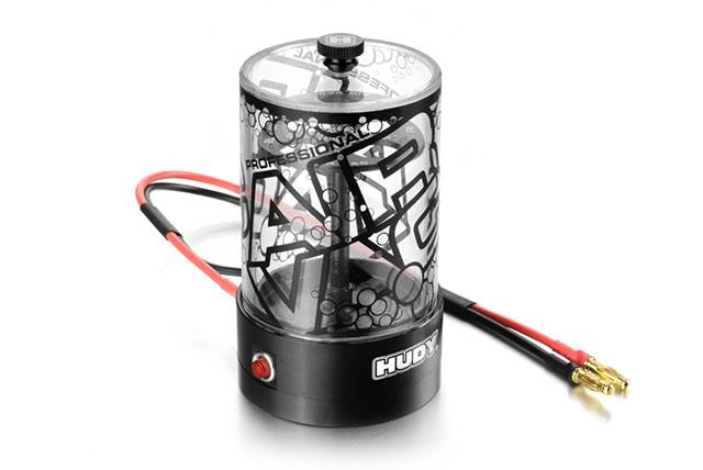 HUDY 104002 AIR VAC(電動エアバキューマー)【1/12・1/10・1/8オンロード用】