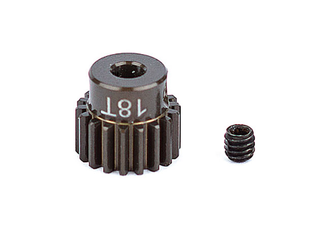 ASSOCIATED 1336 FT Aluminum Pinion Gear, 18T 48P