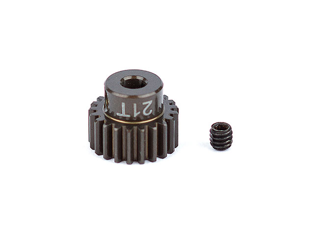 ASSOCIATED 1339 FT Aluminum Pinion Gear, 21T 48P