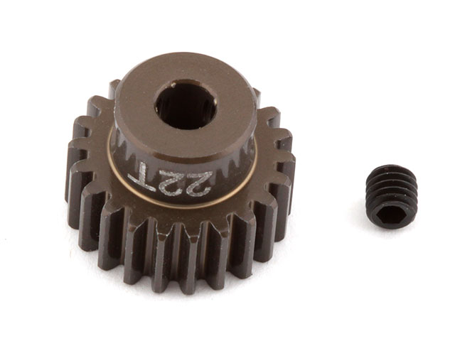 ASSOCIATED 1340 FT Aluminum Pinion Gear, 22T 48P