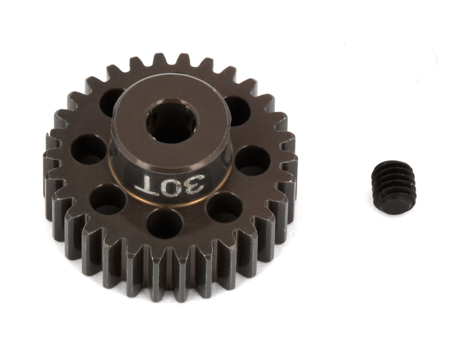 ASSOCIATED 1348 FT Aluminum Pinion Gear, 30T 48P