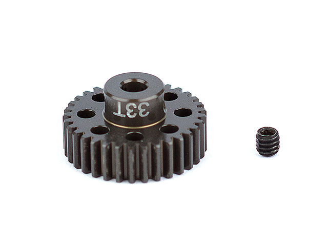 ASSOCIATED 1351 FT Aluminum Pinion Gear, 33T 48P