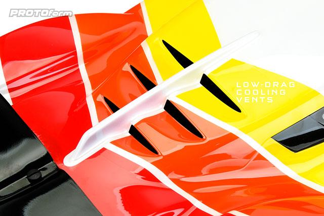 PROTOform 1572-40 Hyper-SS レギュラーウェイト ボディ