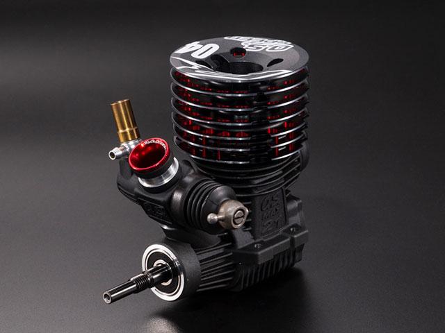 O.S.ENGINE 1C600 O.S. SPEED R2104・1/8レーシング用エンジン