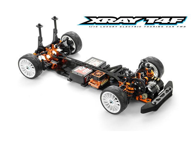 XRAY 300200 XRAY T4F EP 2WD FWDツーリングカーキット