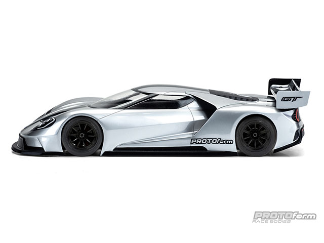 PROTOform 612065 Ford GT ボディ (200mm Pan Car/1549-30)