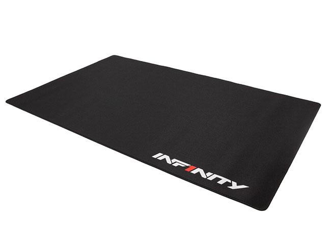 INFINITY A0071 INFINITY ピットマット(100x60cm/ ブラック)