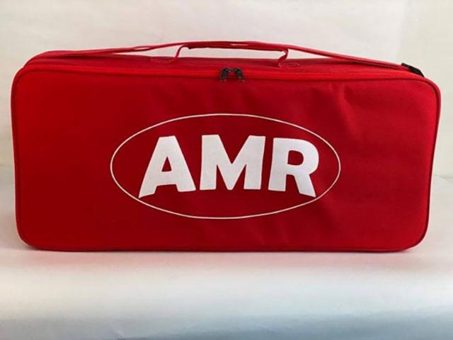 AMR AMR-016R AMR マルチキャリングバッグ(赤)