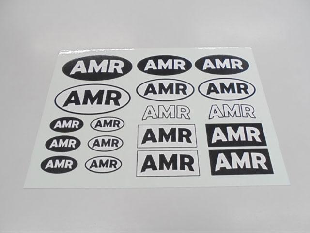 AMR AMR-018 AMRデカール