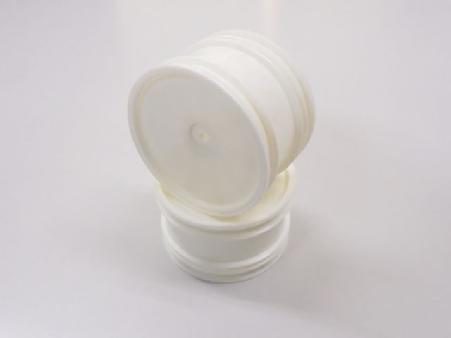 AMR AMR-W5028W リヤホイール (2.2インチ/ホワイト/2入)