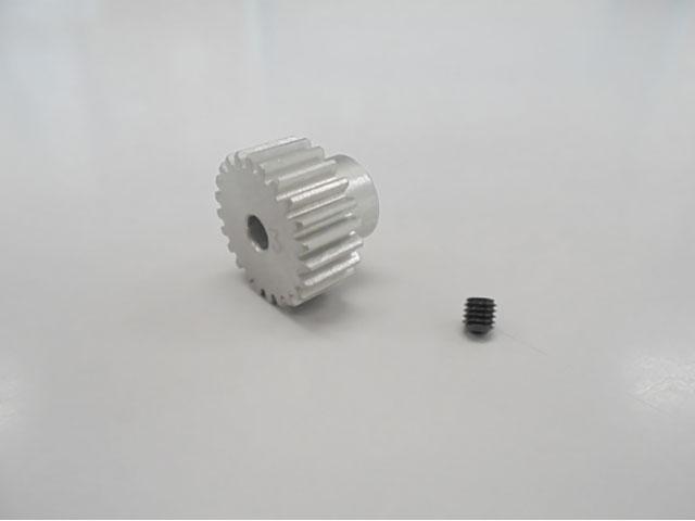 AMR AMR-W5093 ハードコートアルミピニオンギヤ(23T/0.6モジュール)