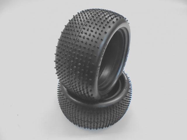 AMR AMR-W5604 マイクロブロックハイトラクションリアタイヤ (2PCS)1/10用