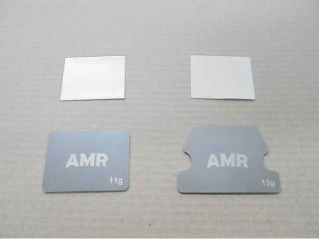AMR AMR-RB001 AMRサーボ&ESCウェイトセット(RB7/RB7SS)