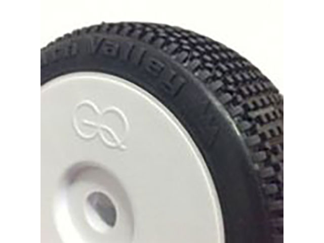 YURUGIX GQ-B310-VVS-TI DEATH VALLEY Tire【Super Soft/インナー付/2ヶ入】