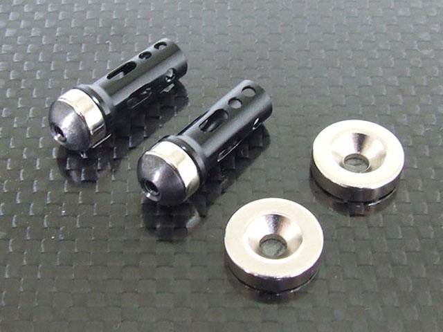 KAWADA DB01 MAGボディーマウント・フロント用5mm