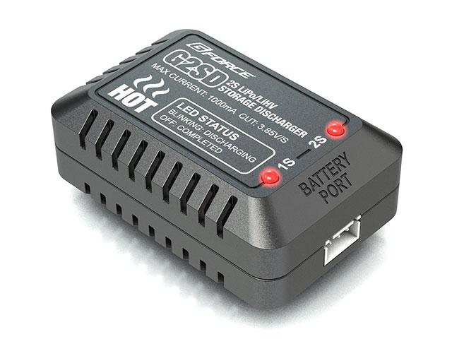 G-FORCE G0210 G2SD Storage Discharge