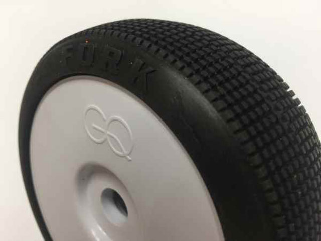 YURUGIX GQ-B309-VVS-TI FORK Tire【Super Soft/インナー付/2ヶ入】