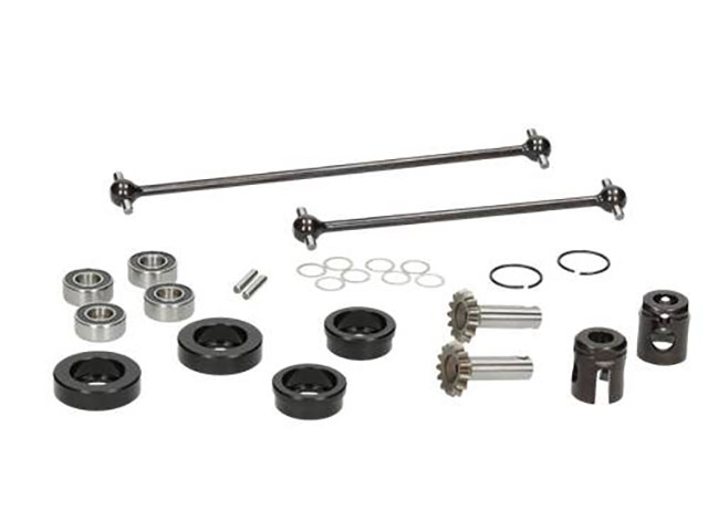 HB RACING HB204443 Transmission Conversion Kit (D817)