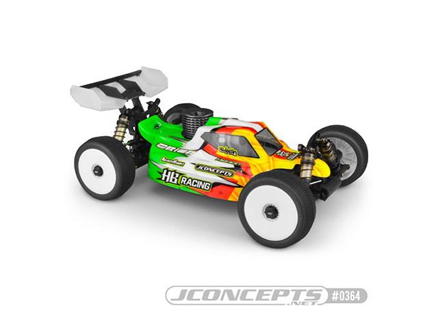 HB RACING HB204470 S15 Buggy Bodyshell Standard (HB Racing D819 - JConcept)