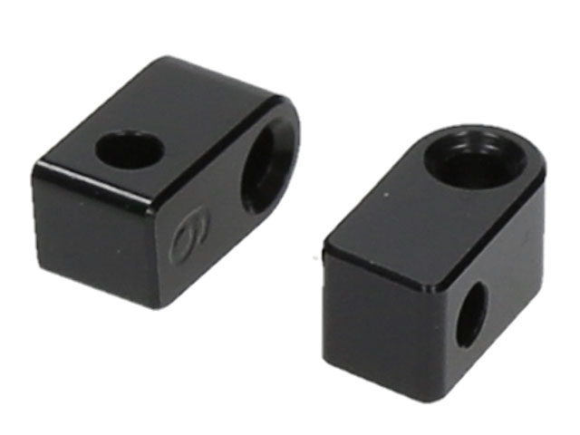 HB RACING HB204499 D418 Arm Mount 6 (2pcs)