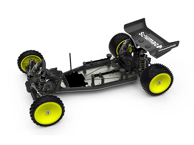 Schumacher  K180 Schumacher Cougar LAYDOWN 2WDバギーキット