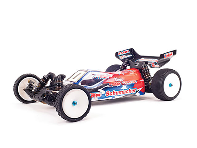 Schumacher  K181 Schumacher Cougar LAYDOWN「ストックスペック」2WDバギーキット