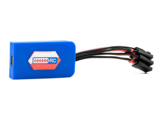 Monaco RC MC-USB2B モナコRC USBアダプターV2 【青/Ultra Fast FTP】
