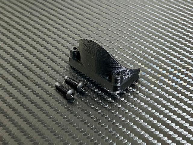RC-MISSION MI-CFS-40 40mmクーリングファンシュラウド