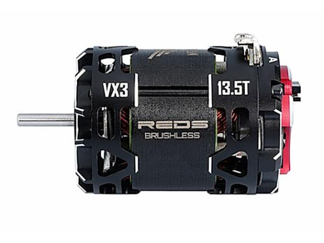REDS MTTE0030 VX3 ブラシレスモーター【4.5T】