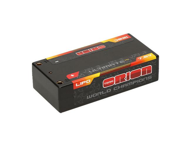 TEAM ORION ORI14503 Ultimate Graphene HV Lipo Shorty 5800 7.6V 120C