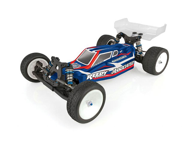 ASSOCIATED RC-10B61DL RC10B6.1 DL チーム キット【限定モデル/ハイグリップダート路面向き】