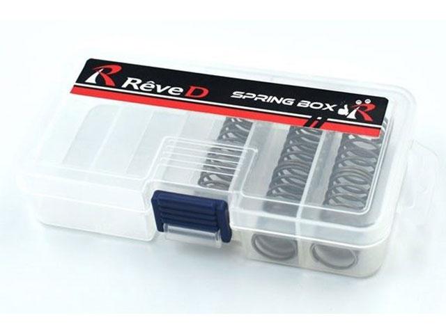 Rêve D RD-010AS Rêve D PC リアスプリングオールセット(専用BOX付)