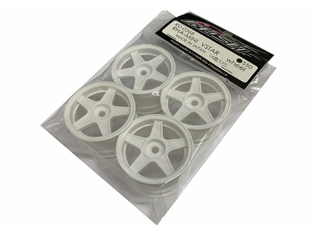 RUSH RU-0368 RHA-MINI VSTAR Wheel【4個入】