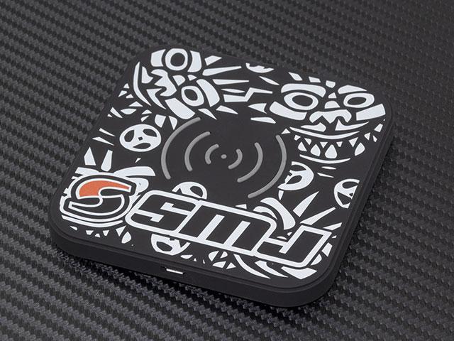 SMJ SMJ1173BK SMJワイヤレスチャージャーセット Ver.2 ブラック【SANWA M17用】