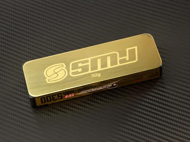 SMJ SMJ3479 SMJ バッテリーウェイトプレート 30g