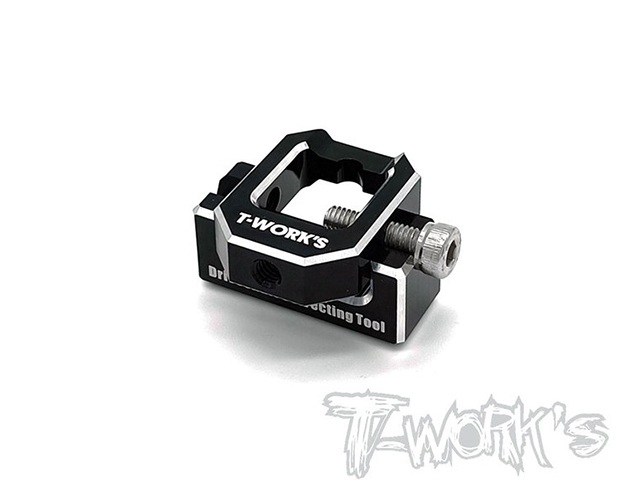 TEAM AJ TT-065S T-Work's ドライブシャフト修正ツール【ドライブシャフト長さ31.5mm以上専用】