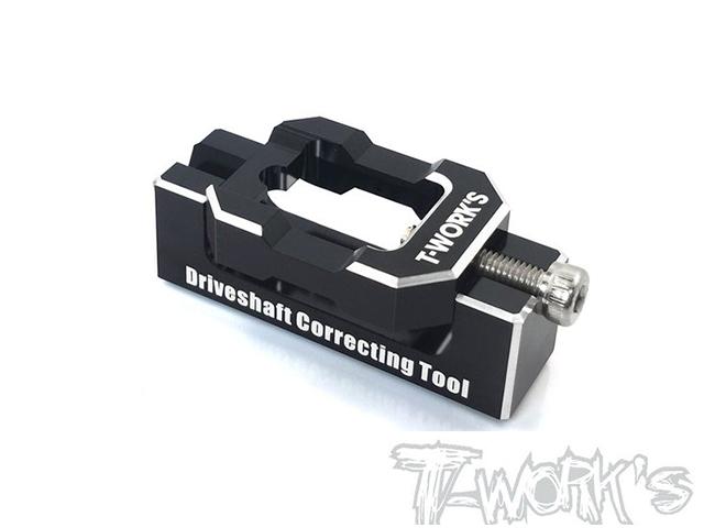 TEAM AJ TT-065 T-Work's ドライブシャフト修正ツール【ドライブシャフト長さ50mm以上専用】